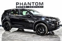 USED 2015 M LAND ROVER DISCOVERY SPORT 2.0 TD4 HSE LUXURY 5d 180 BHP