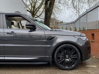 USED 2018 18 LAND ROVER RANGE ROVER SPORT 3.0 SD V6 Autobiography Dynamic Auto 4WD (s/s) 5dr CARPATHIAN GREY | PAN ROOF!!