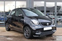 USED 2015 15 SMART FORFOUR 1.0 Prime (s/s) 5dr GLASS ROOF+HEATED SEAT+MORE
