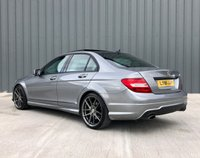 USED 2011 61 MERCEDES-BENZ C-CLASS 3.0 C350 CDI BLUEEFFICIENCY SPORT ED125 4d 265 BHP