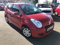 USED 2014 64 SUZUKI ALTO 1.0L SZ4 5d 68 BHP RAC APPROVED ONLY 8000 MILES!!