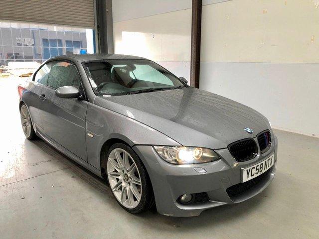 2009 58 BMW 3 SERIES 3.0 325D M SPORT 195 BHP
