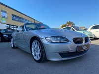 2006 BMW Z4 2.5 Z4 SPORT ROADSTER 2d 175 BHP