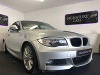 2012 BMW 1 SERIES 2.0 118D M SPORT 2d 141 BHP £5000.00