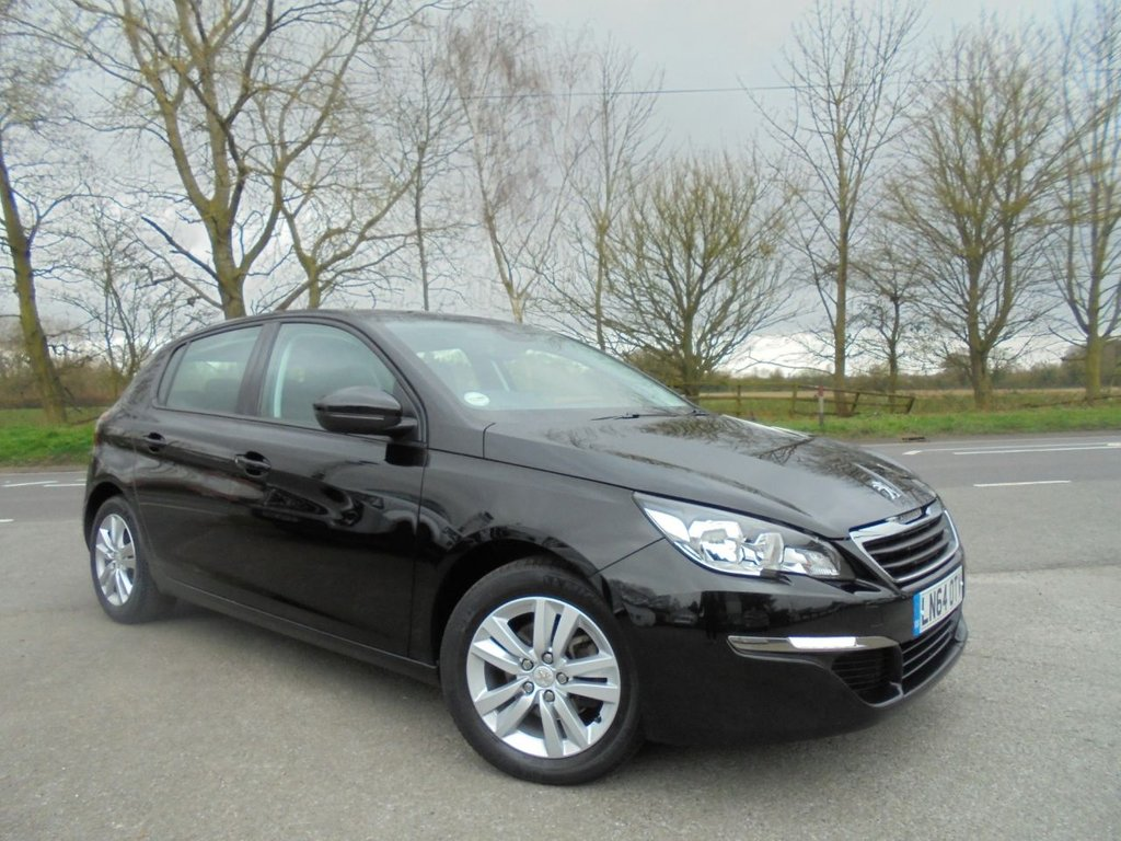 USED 2014 64 PEUGEOT 308 1.2 E-THP ACTIVE 5d 130 BHP