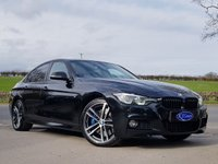 USED 2018 68 BMW 3 SERIES 3.0 340I M SPORT SHADOW EDITION 322 BHP FULL BMW HISTORY, ONE FREE SERVICE REMAINING