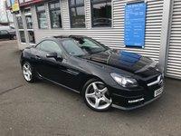 2013 MERCEDES-BENZ SLK 2.1 SLK250 CDI BLUEEFFICIENCY AMG SPORT 2d 204 BHP £11480.00