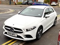 USED 2019 19 MERCEDES-BENZ A CLASS 1.5 A180d AMG Line (Executive) 7G-DCT (s/s) 5dr Virtual Cockpit! Full Spec!