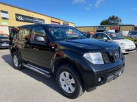 USED 2007 07 NISSAN PATHFINDER 2.5 S DCI 5d 172 BHP CD Player, Air-Con, Central Locking