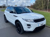 USED 2015 15 LAND ROVER RANGE ROVER EVOQUE 2.2 SD4 DYNAMIC 5d 190 BHP BLACK PACK, PAN ROOF, SAT NAV