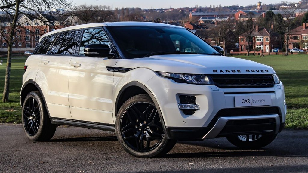 USED 2011 61 LAND ROVER RANGE ROVER EVOQUE 2.2 SD4 DYNAMIC 5d 190 BHP