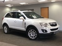 USED 2013 13 VAUXHALL ANTARA 2.2 DIAMOND CDTI S/S 5d 161 BHP low mileage
