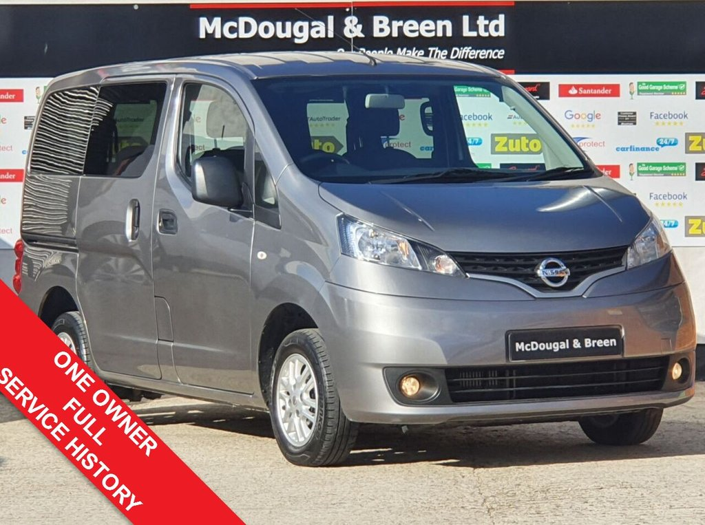 USED 2016 16 NISSAN NV200 1.5 DCI ACENTA COMBI 5d 90 BHP