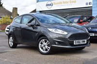 USED 2016 16 FORD FIESTA 1.0 ZETEC 3d 99 BHP COMES WITH 6 MONTHS WARRANTY