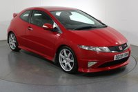 USED 2009 09 HONDA CIVIC 2.0 I-VTEC TYPE-R GT 3d 198 BHP 3 OWNERS with 11 Stamp SERVICE HISTORY