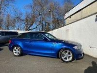 2011 BMW 1 SERIES 2.0 118I SPORT 2d 141 BHP £4495.00
