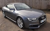 USED 2014 64 AUDI A5 2.0 TDI S LINE SPECIAL EDITION