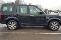 USED 2016 16 LAND ROVER DISCOVERY 3.0 SDV6 SE TECH 5d 255 BHP STUNNING SANTORINI BLACK METALLIC WITH FULL BLACK LEATHER UPHOLSTERY. ONE OWNER FROM NEW WITH SERVICE HISTORY. SATELLITE NAVIGATION. CLIMATE CONTROL AIR CONDITIONING. CRUISE CONTROL. BLUETOOTH. ALLOY WHEELS. PARKING SENSORS. ELECTRIC WINDOWS. REMOTE CENTRAL LOCKING. PLEASE GOTO www.lowcostmotorcompany.co.uk TO VIEW OVER 120 CARS IN STOCK