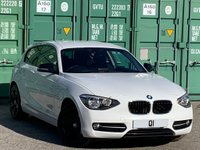 USED 2012 62 BMW 1 SERIES 1.6 114i Sport Sports Hatch 3dr Keyless/Cruise/SportsSeats