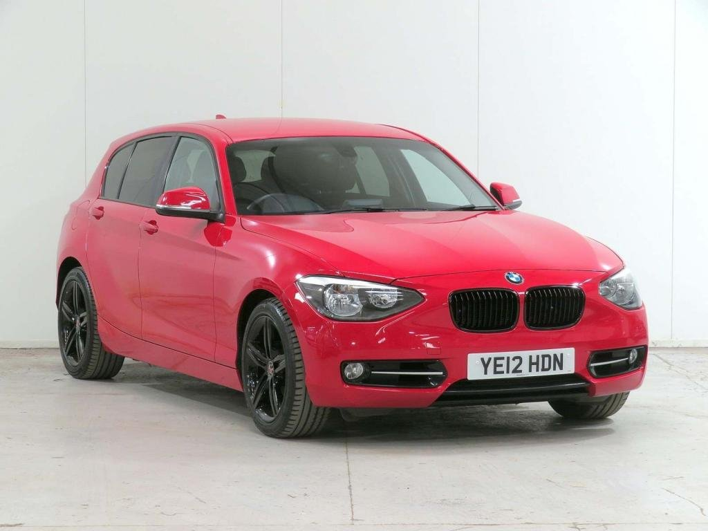 USED 2012 12 BMW 1 SERIES 1.6 118i Sport 5dr *CRUISE *SERVO **HOME-DELIVERY