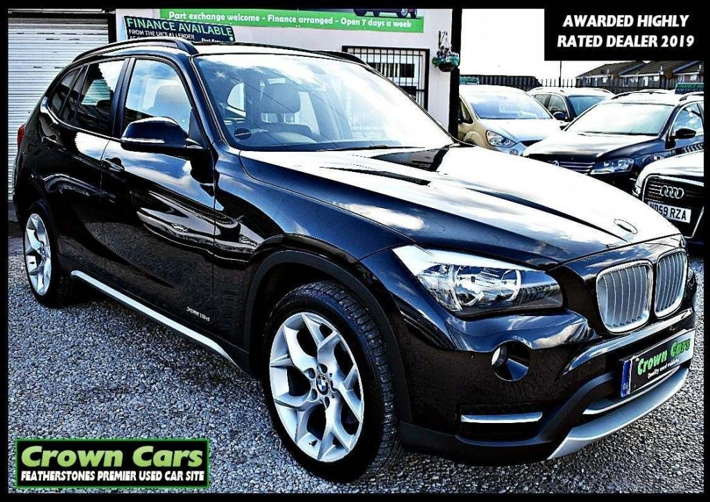 USED 2013 13 BMW X1 2.0 18d xLine xDrive 5dr AMAZING LOW RATE FINANCE DEALS