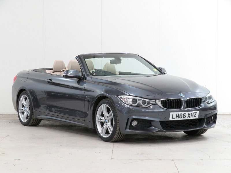 USED 2016 66 BMW 4 SERIES 2.0 420d M Sport 2dr **£2,335 EXTRAS**HOME-DELIVERY