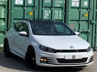 USED 2015 65 VOLKSWAGEN SCIROCCO 2.0 TDI BlueMotion Tech R-Line Hatchback DSG 3dr SunRoof/DAB/Nav/Bluetooth