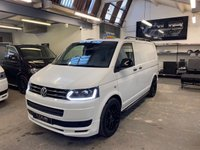 USED 2014 64 VOLKSWAGEN TRANSPORTER VW T5.1 Transporter 2014/64 Custom Panel Van Finance arranged and available from no deposit