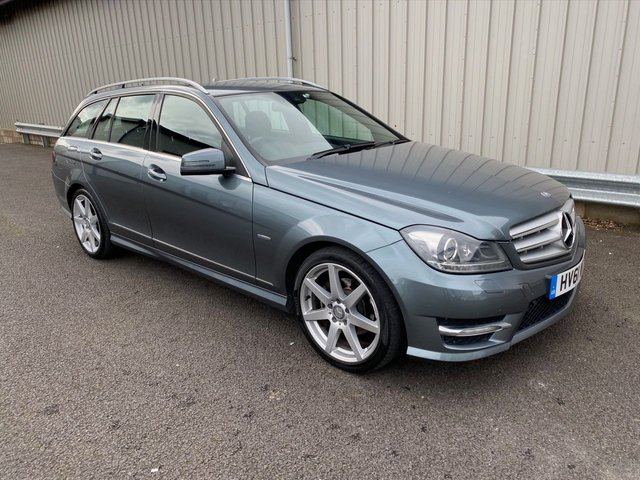 2011 61 MERCEDES-BENZ C-CLASS 1.8 C250 BLUEEFFICIENCY SPORT EDITION 125 5d 204 BHP