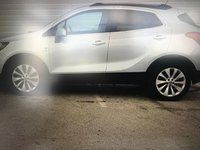 USED 2017 17 VAUXHALL MOKKA X 1.4L ELITE S/S 5d 138 BHP RAC APPROVED ONLY 19,000 MILES