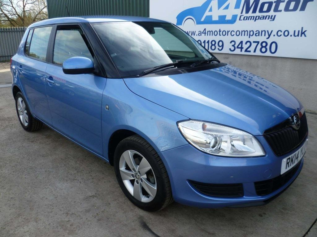USED 2014 14 SKODA FABIA 1.2 SE 5dr 115 + REVIEWS YOU CAN TRUST!!