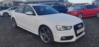 USED 2013 63 AUDI A4 2.0 TDI Black Edition 4dr STUNNING CAR+DRIVE AWAY TODAY!