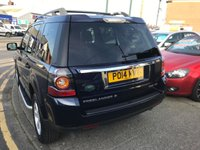 USED 2014 14 LAND ROVER FREELANDER 2 GS TD4