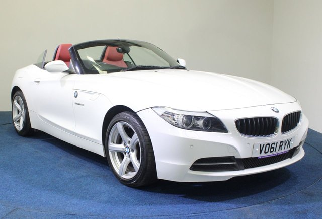 USED 2011 61 BMW Z4 2.5 Z4 SDRIVE23I ROADSTER 2d 201 BHP