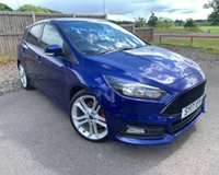 USED 2017 17 FORD FOCUS 2.0 ST-2 TDCI 5d 183 BHP !! STUNNING EXAMPLE !!!