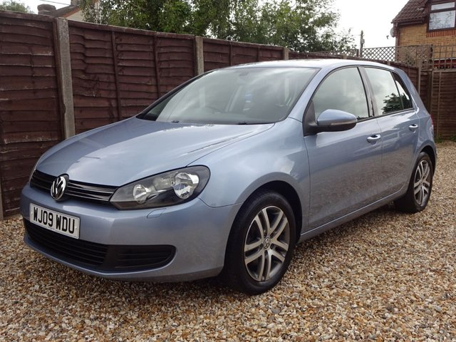 USED 2009 09 VOLKSWAGEN GOLF 1.4 TSi SE 5DOOR  *2 OWNERS*ALLOYS*AIRCON*CRUISE*FULL HISTORY*