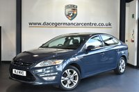 USED 2011 11 FORD MONDEO 2.0 TITANIUM X TDCI 5DR 161 BHP Finished in a stunning grey styled with 17 inch alloys. Upon entry you are presented with half black leather interior, cruise control, heated/cooled seats, parking sensors, air conditioning, automatic lights, electric folding door mirrors, heated front windscreen, multi function steering wheel