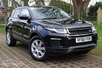 USED 2017 66 LAND ROVER RANGE ROVER EVOQUE 2.0 TD4 SE TECH AUTO [180 BHP] 4WD  5 DOOR HATCHBACK