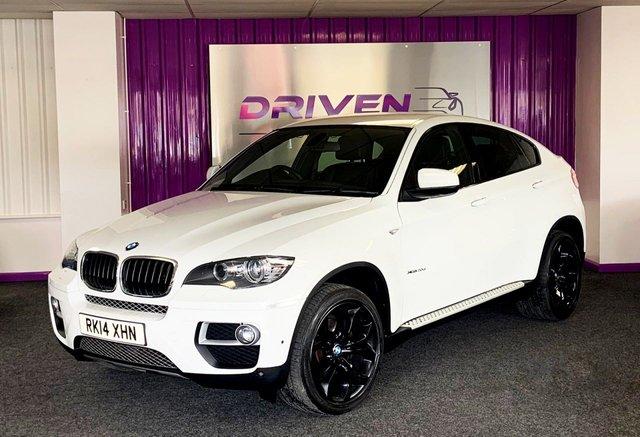 2014 14 BMW X6 3.0 XDRIVE 30D 4d 241 BHP
