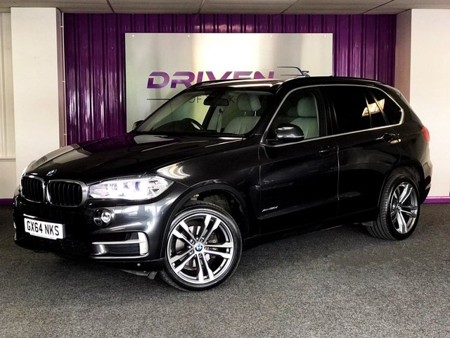 2014 64 BMW X5 3.0 XDRIVE30D SE 5d 255 BHP