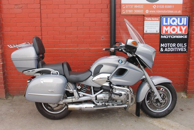 USED 2004 54 BMW R1200CL *2 Owners, VGSH, 38K, Finance And Delivery Available* An Alternative Cruiser, Finance Available