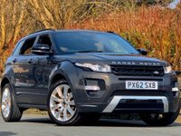 USED 2013 62 LAND ROVER RANGE ROVER EVOQUE 2.2 SD4 DYNAMIC LUX 5d 190 BHP