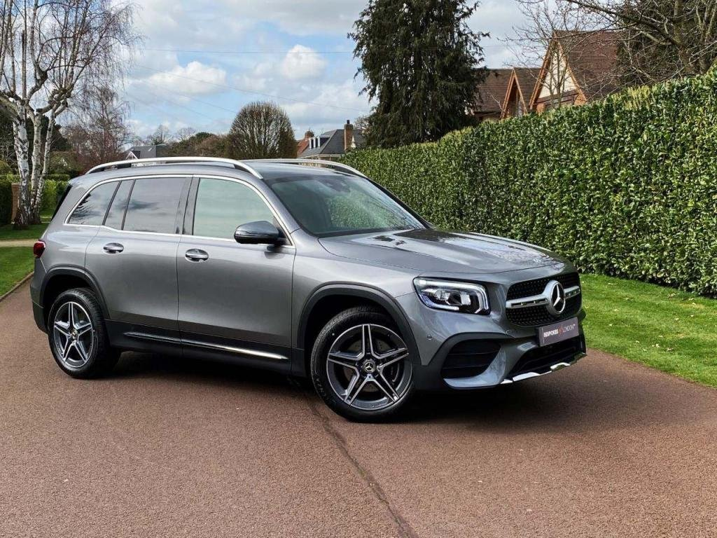 View our MERCEDES-BENZ GLB CLASS