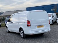 USED 2016 65 MERCEDES-BENZ VITO 1.6 111 CDI FACELIFT LONG LWB  LWB, FACELIFT, ONE OWNER FROM NEW, FULL DEALER HISTORY