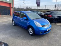 2008 NISSAN NOTE NOTE £1950.00