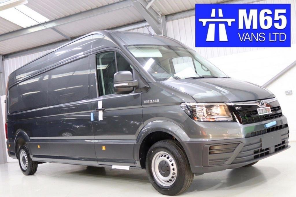 USED 2000 MAN TGE 140 PS  LONG WHEELBASE LWB AIR CON - CRUISE CONTROL - 140