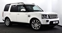 USED 2015 64 LAND ROVER DISCOVERY 4 3.0 SD V6 HSE (s/s) 5dr Auto F/S/H (6 Stamps), Immaculate!