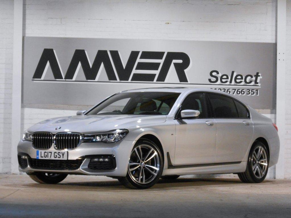 USED 2017 17 BMW 7 SERIES 3.0 730LD M SPORT 4d 261 BHP