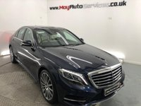 USED 2015 MERCEDES-BENZ S-CLASS 3.0 S350 BLUETEC AMG LINE 4d 258 BHP * STUNNING VEHICLE * PAN ROOF