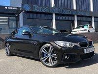 2016 BMW 4 SERIES 3.0 435I M SPORT 2d AUTO 302 BHP £19950.00